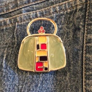 Accessories - Purse Brooch